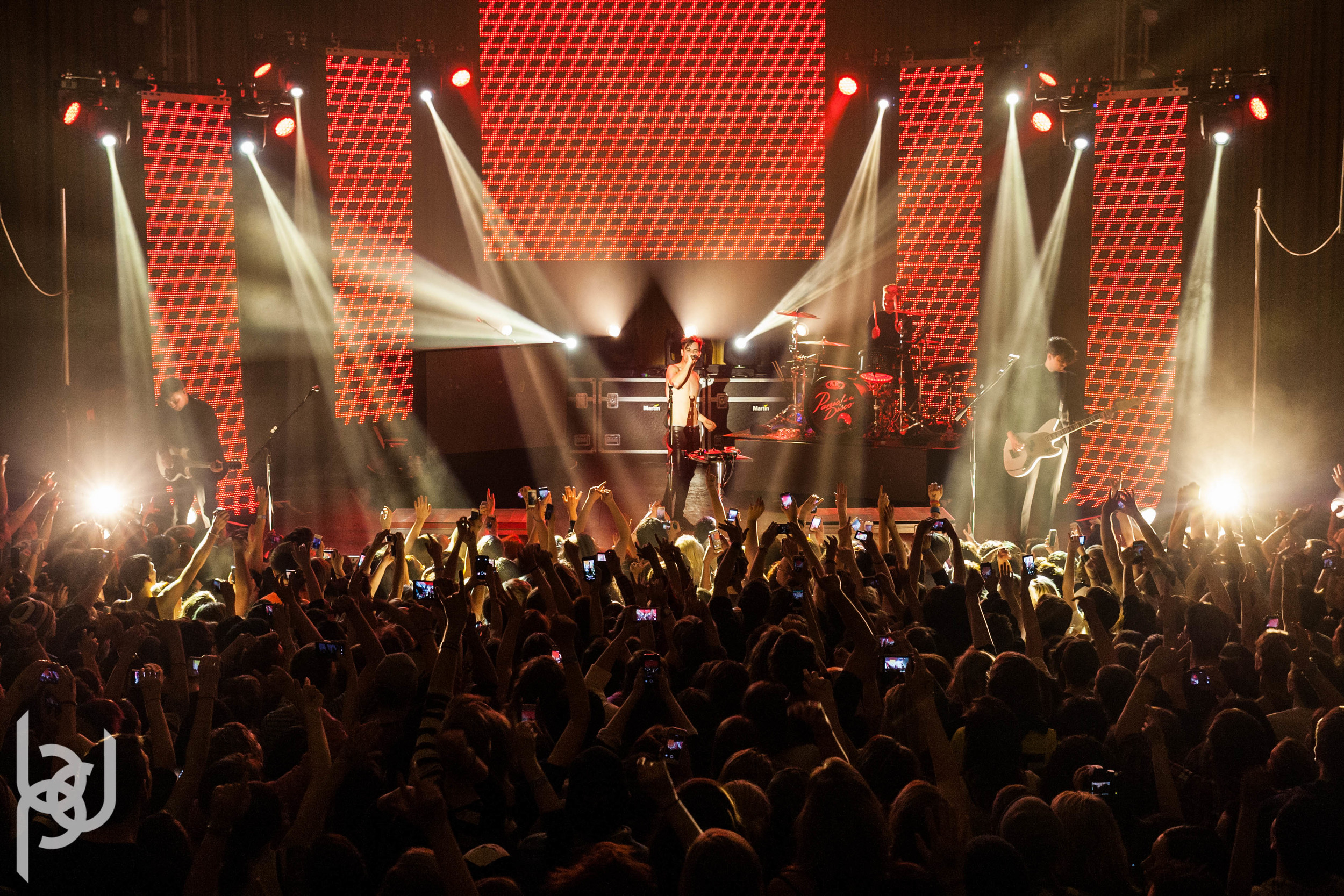 Panic! at the Disco, the Colourist & X Ambassadors at Skyway Theatre 012114 BDP-47.jpg