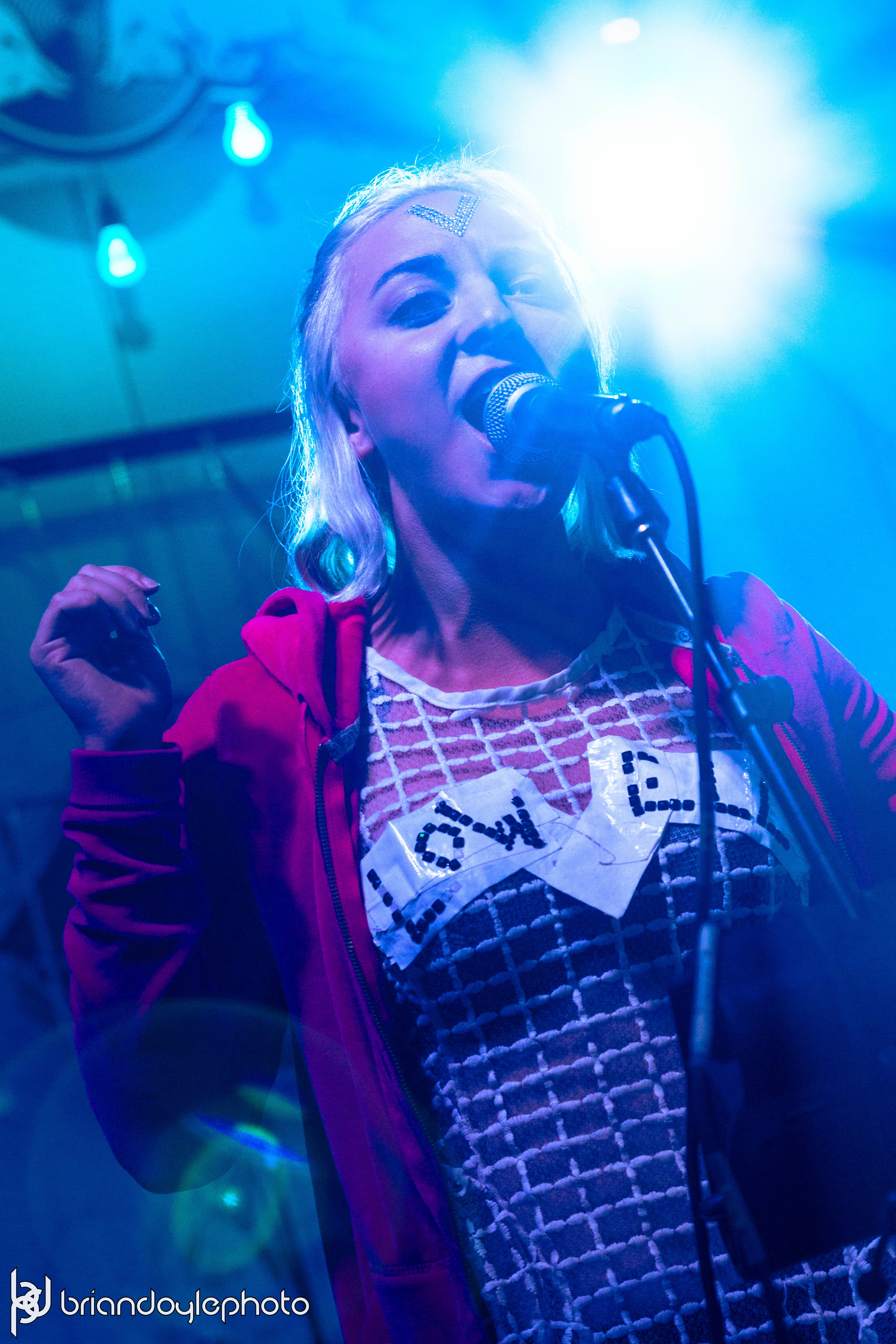 Red Bull - Dum Dum Girls, Tropicana and the Flea, Lowell @ The Well 2014.11.16-2.jpg