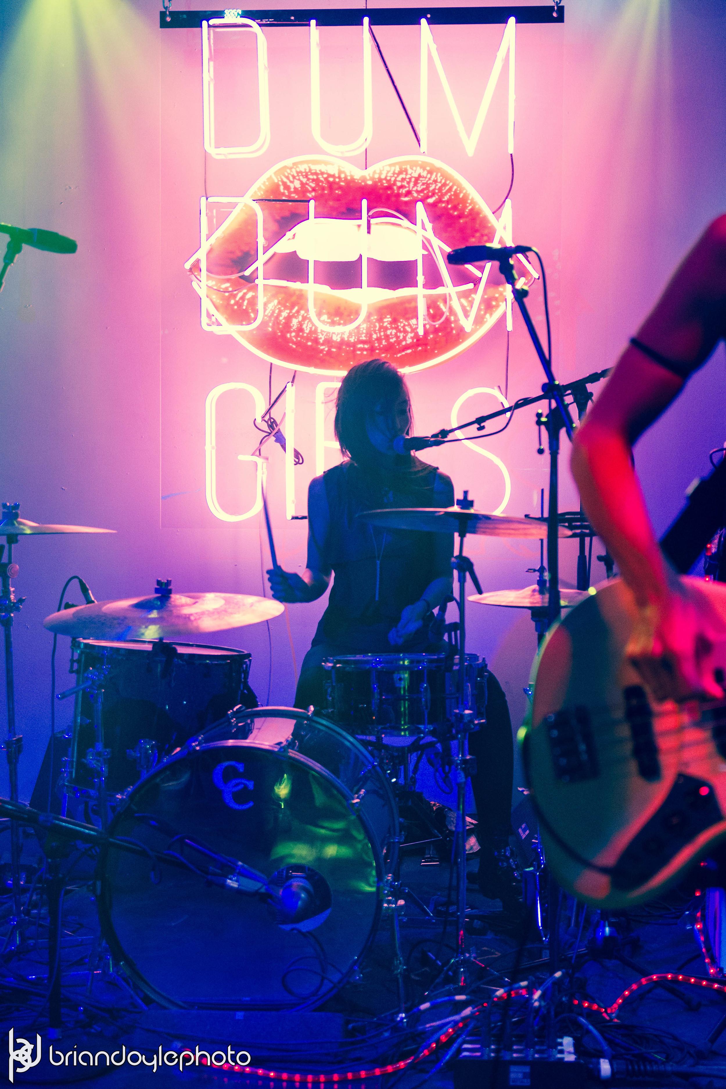 Red Bull - Dum Dum Girls, Tropicana and the Flea, Lowell @ The Well 2014.11.16-56.jpg