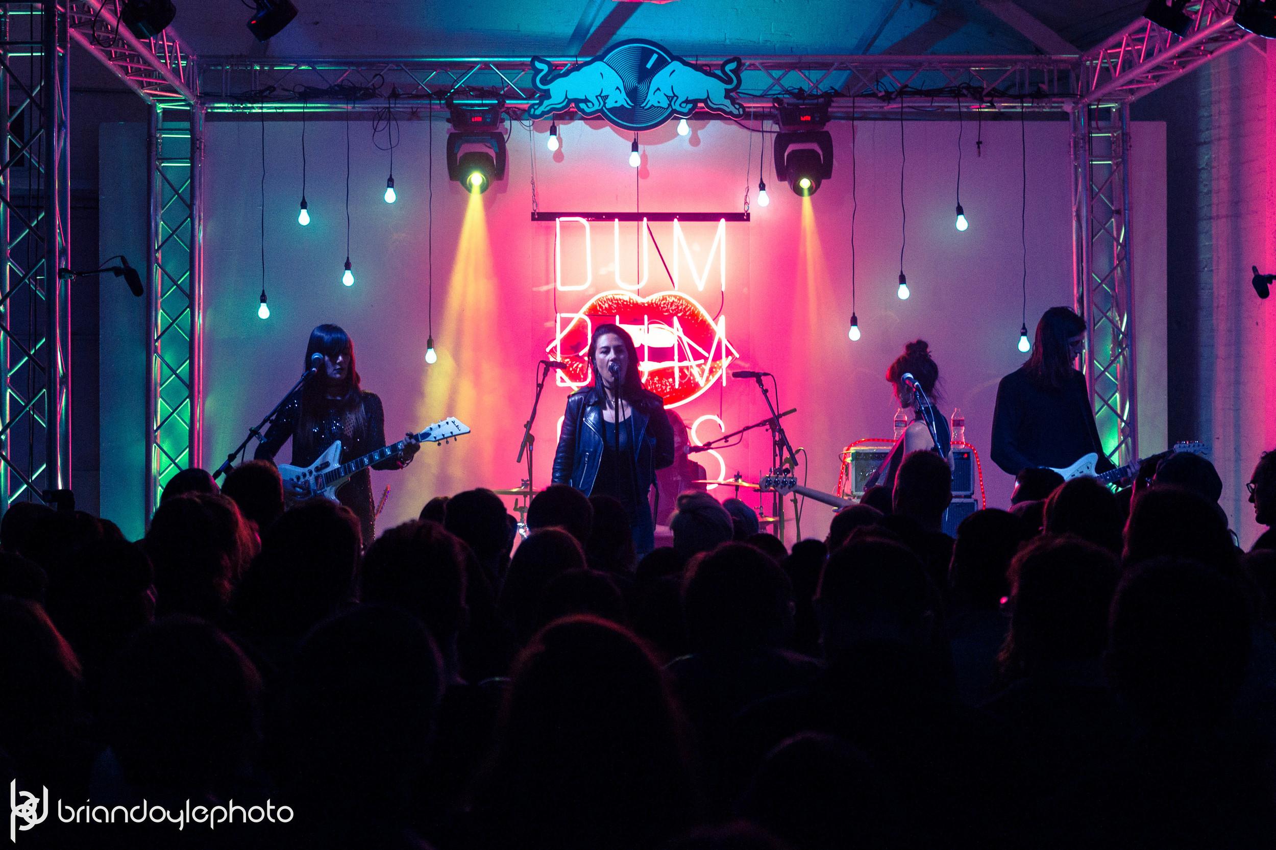 Red Bull - Dum Dum Girls, Tropicana and the Flea, Lowell @ The Well 2014.11.16-59.jpg