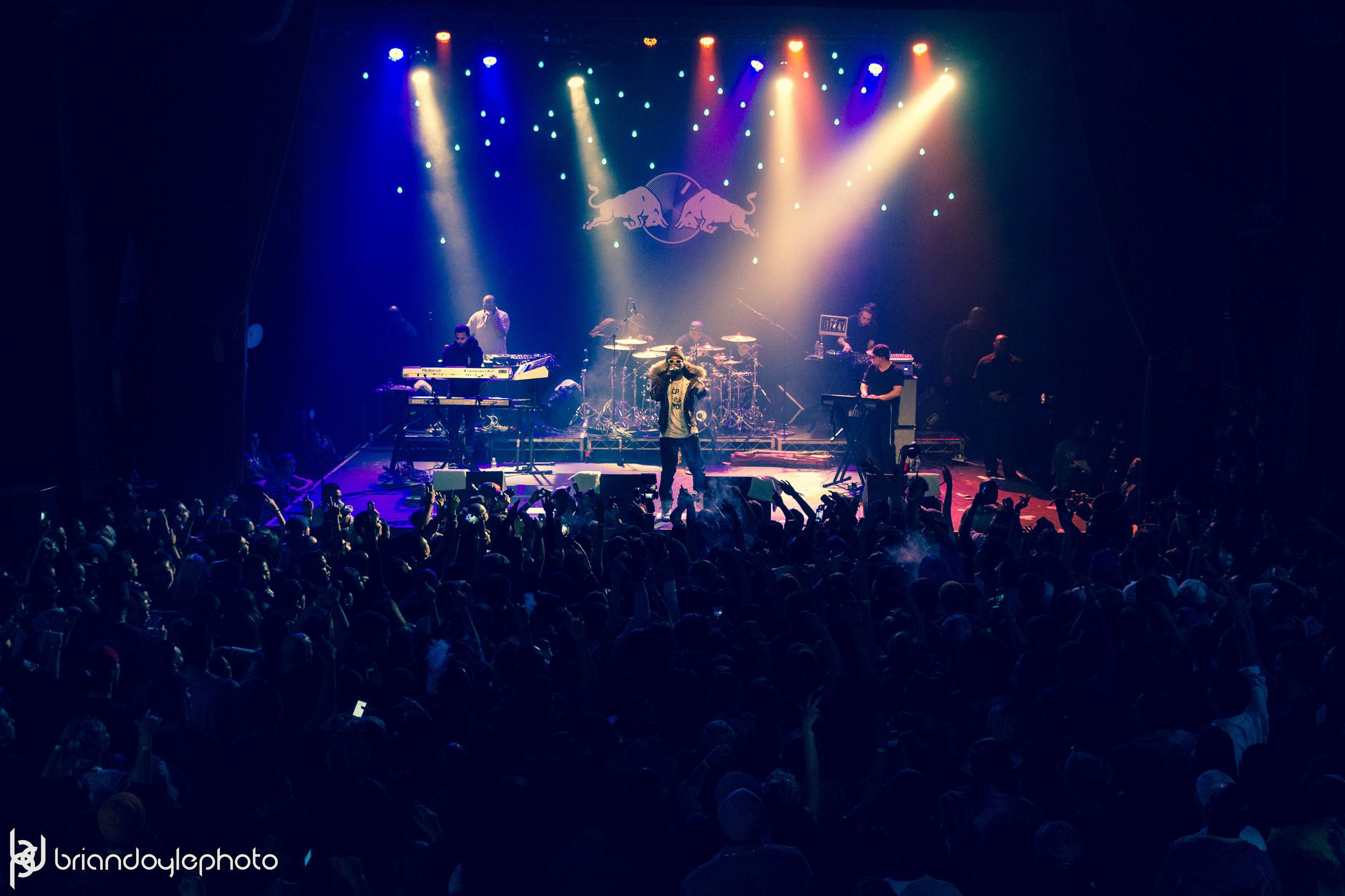 Lil Wayne, Juicy J, Two-9, Tree @ The Fonda 25.11.2014-26.jpg