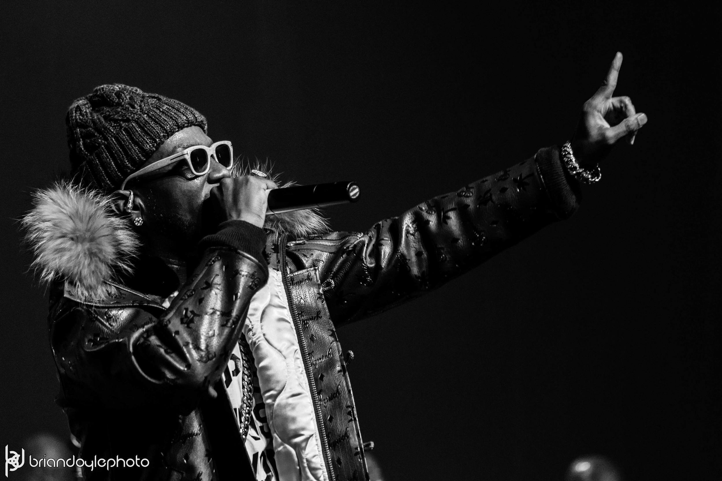 Lil Wayne, Juicy J, Two-9, Tree @ The Fonda 25.11.2014-29.jpg