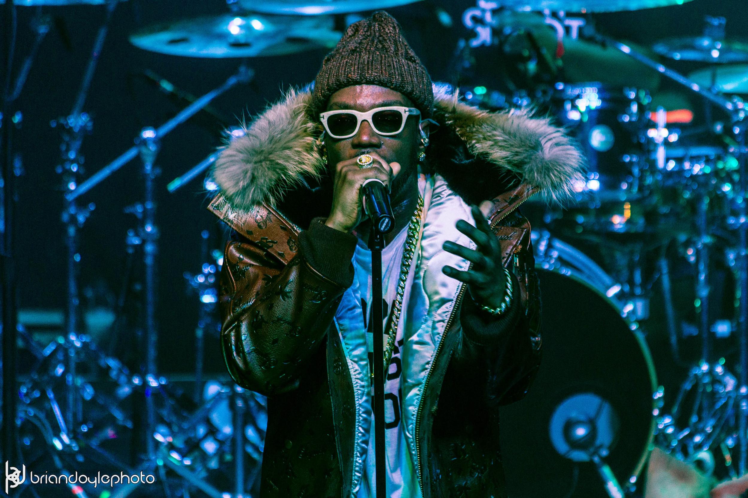 Lil Wayne, Juicy J, Two-9, Tree @ The Fonda 25.11.2014-34.jpg
