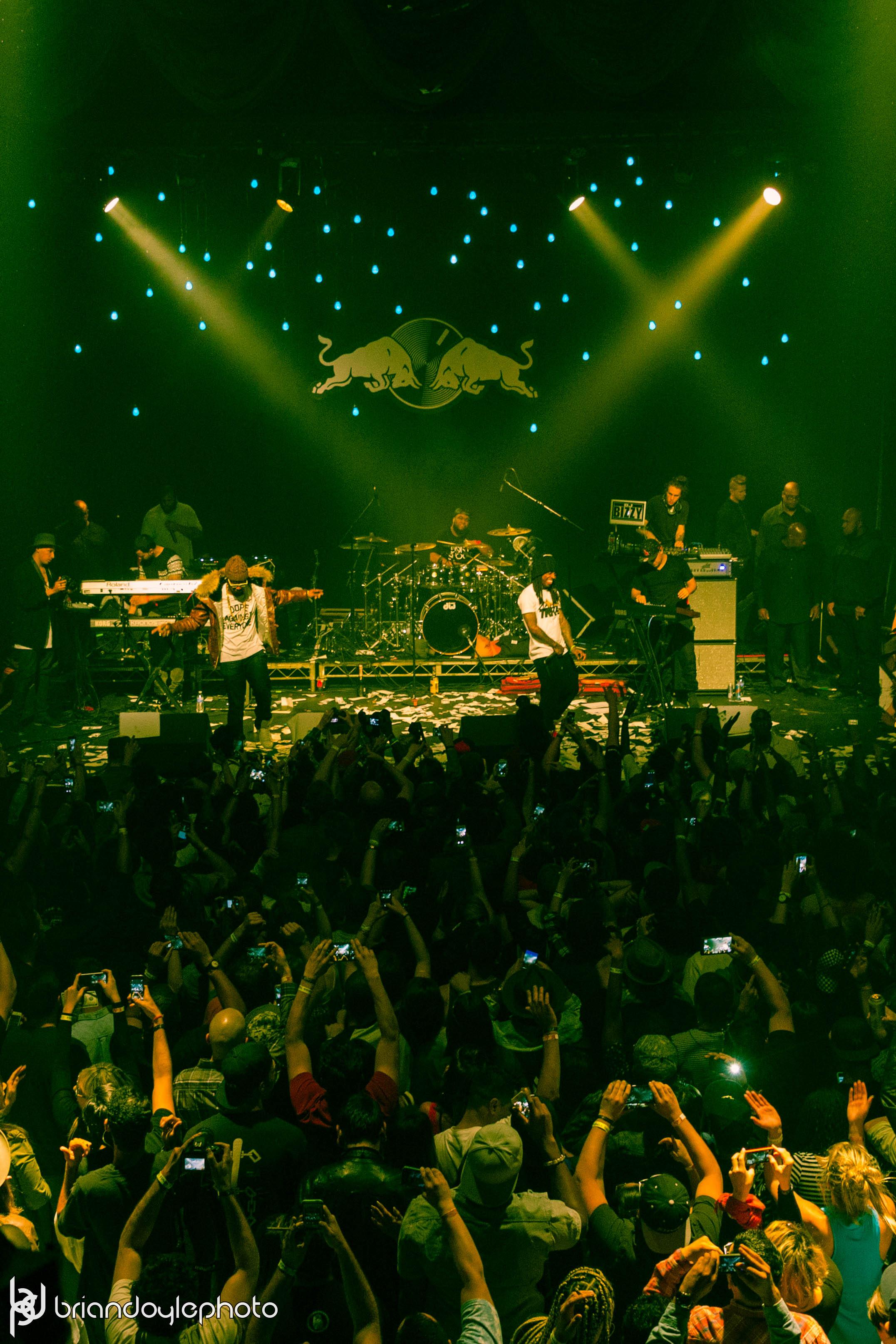 Lil Wayne, Juicy J, Two-9, Tree @ The Fonda 25.11.2014-39.jpg