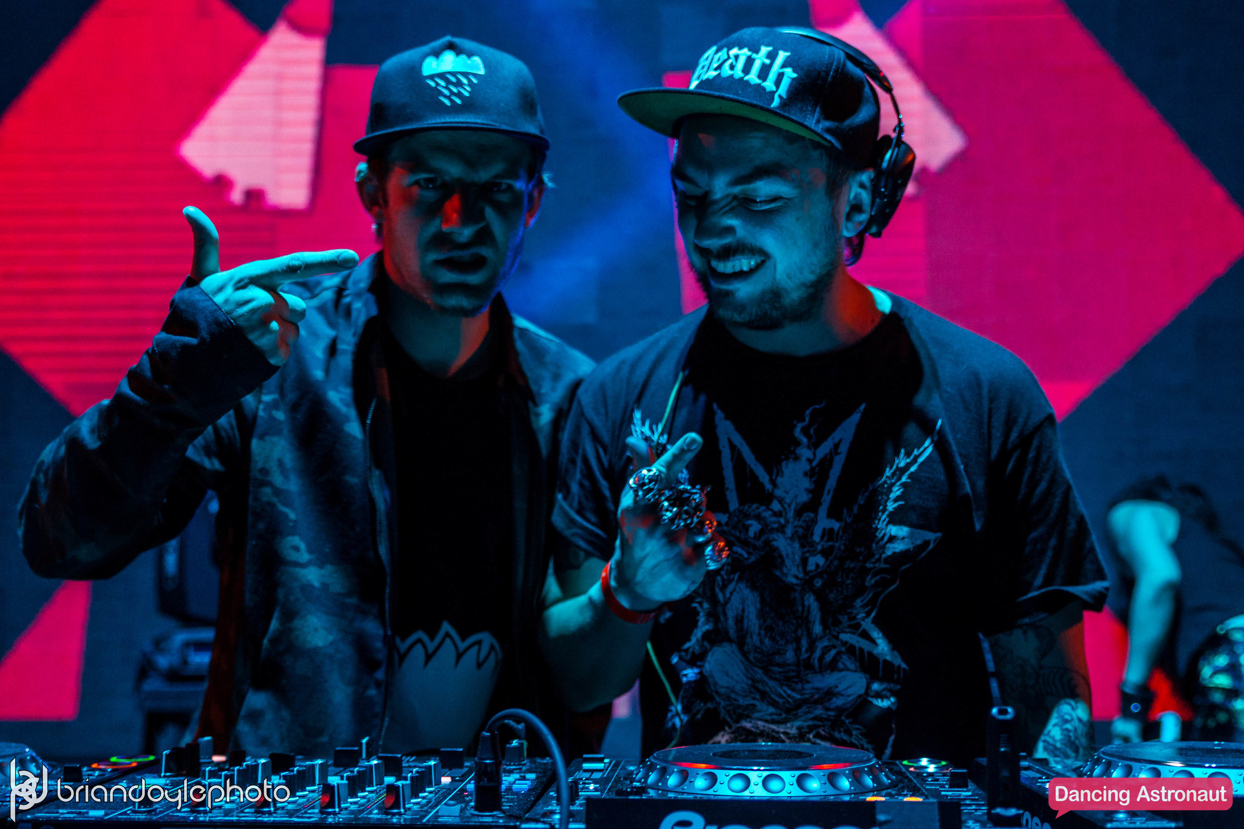 Dieselboy, Noisia and Downlink @ Exchange LA 27.02.2015-73.jpg