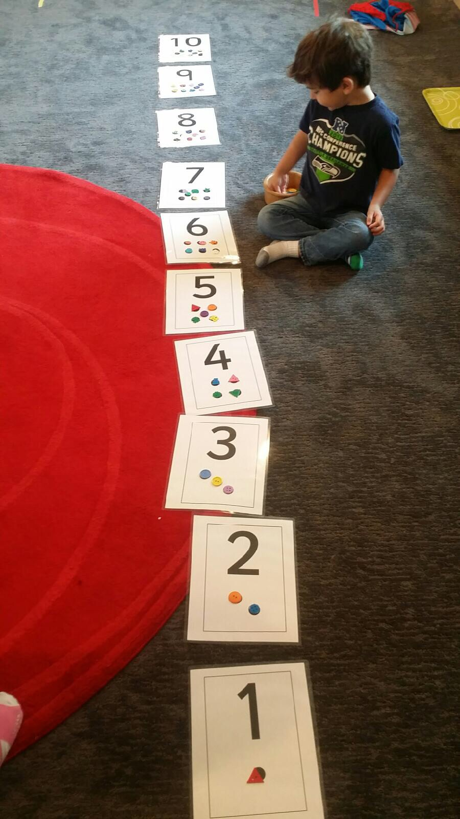 Counting tower!