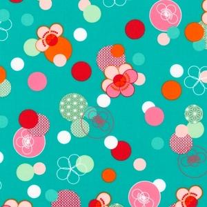 Hana Dots in Bubblegum