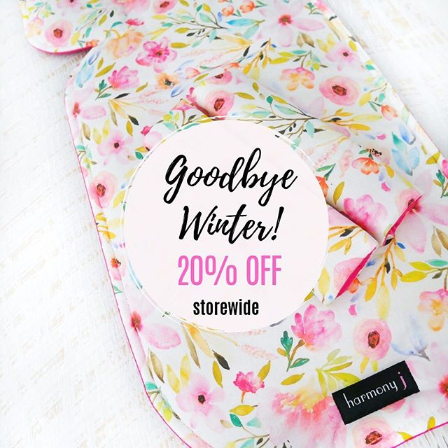 🙌❄️ Goodbye Winter Sale!! ❄️🙌 Hurry...offer ends Saturday 31/8! 😍 Discount code: winterend ✔️ www.harmonyj.com.au . . . . . #pramliner #pramliners #baby #pram #pramstyle #pimpmypram #babyaccesories #australianmadebabyessentials #handmadebabygifts #prams #winterbaby #babyshower #babystuff #newborn #pregnant #comfypramliner #custompramliner #stroller #babystyle #pramgoals #reversiblepramliner
