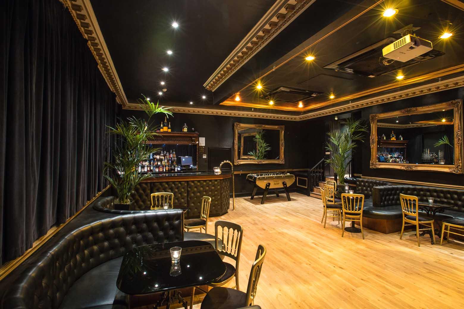The Speakeasy @ The Vodooo Rooms, Edinburgh