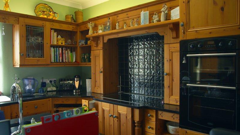 Kitchen Before -