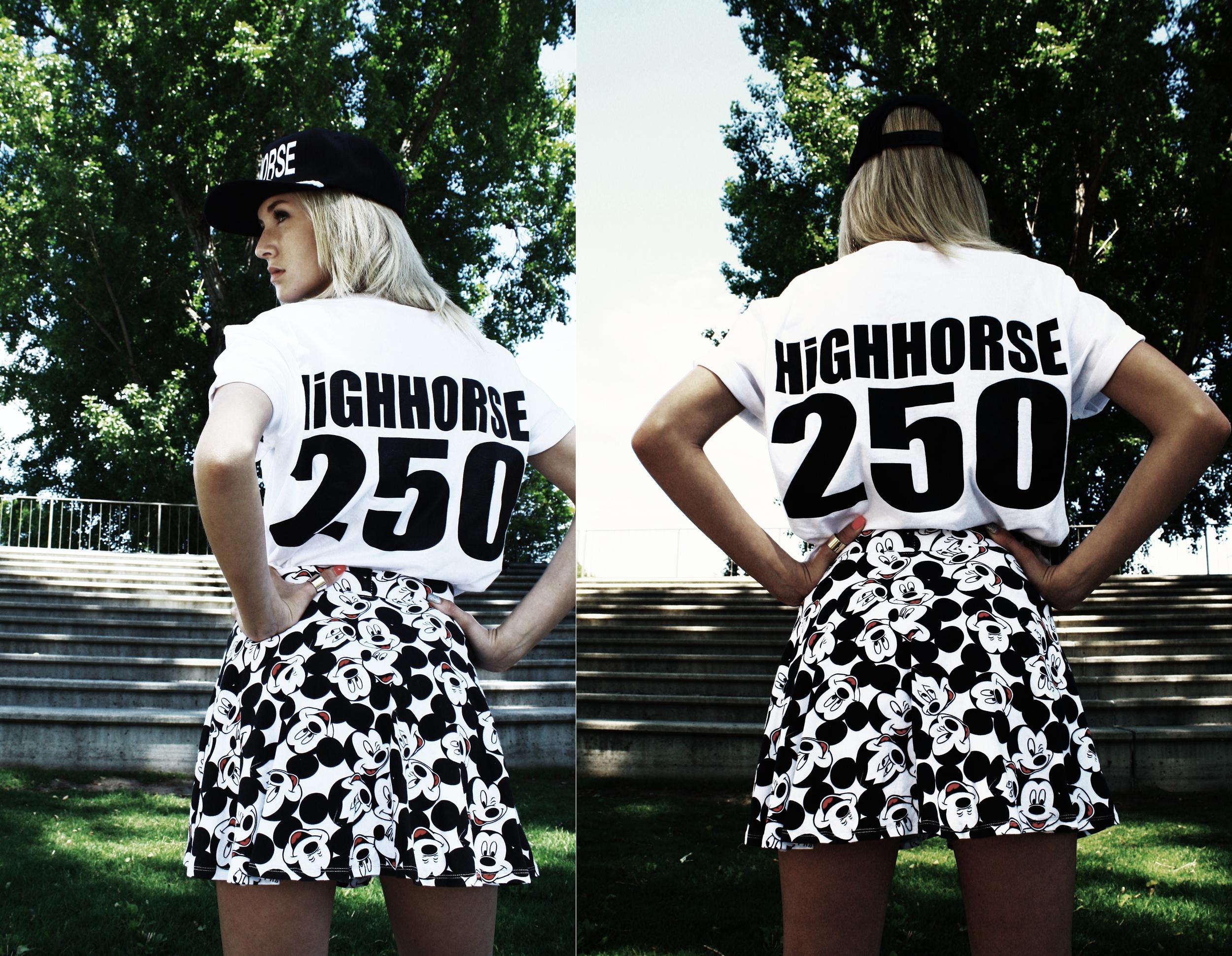 HiGHHORSE X WOLFETTE STYLiNG