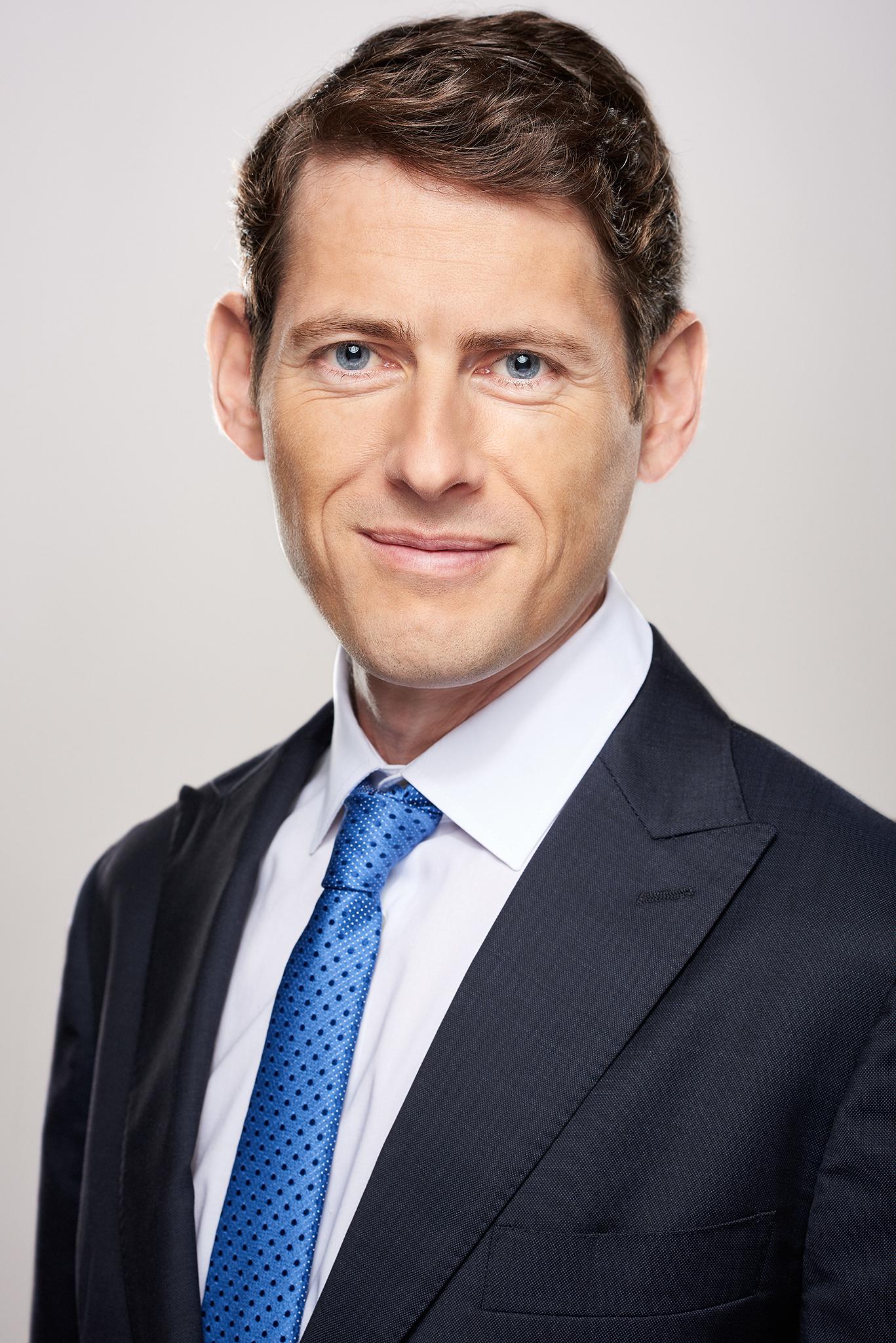 Partner IST Cube Businessportrait Dr. Alexander Schwartz