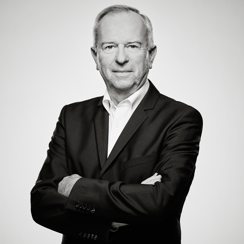 Businessportrait Heinz Brasic Dimoco Austria President COO