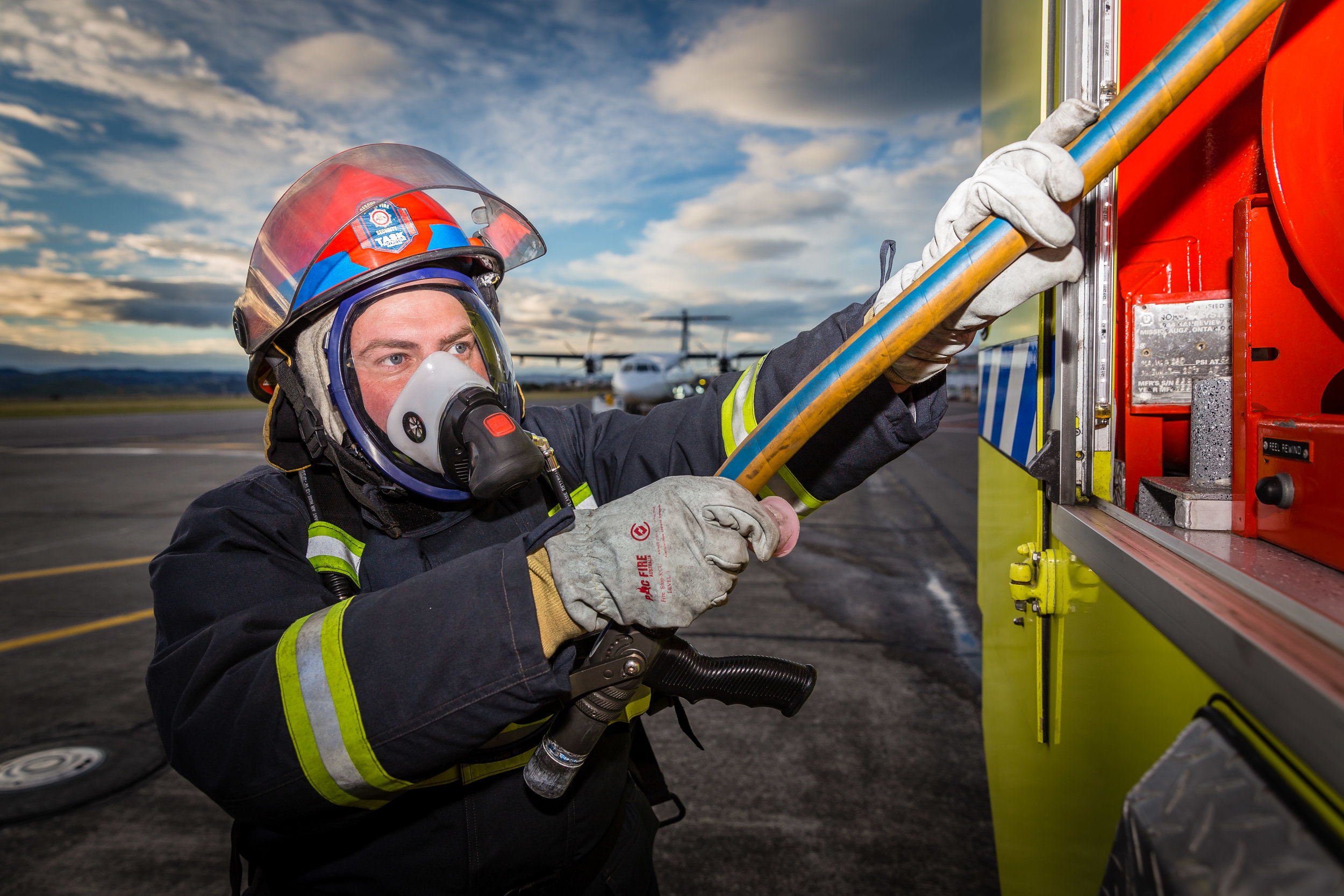 Airport Fire & Emergency