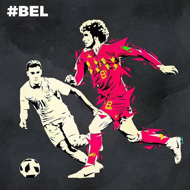 Congratulations #belgium 🇧🇪#marouanefellaini @fellaini @belgianreddevils #belgianreddevils #bel