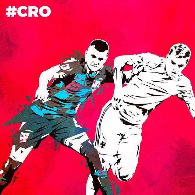 Congratulations #croatia 🇭🇷 #anterebic @anterebic @hns_cff #cro #hns