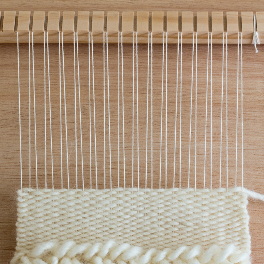 Weaving - Loom and Spindle