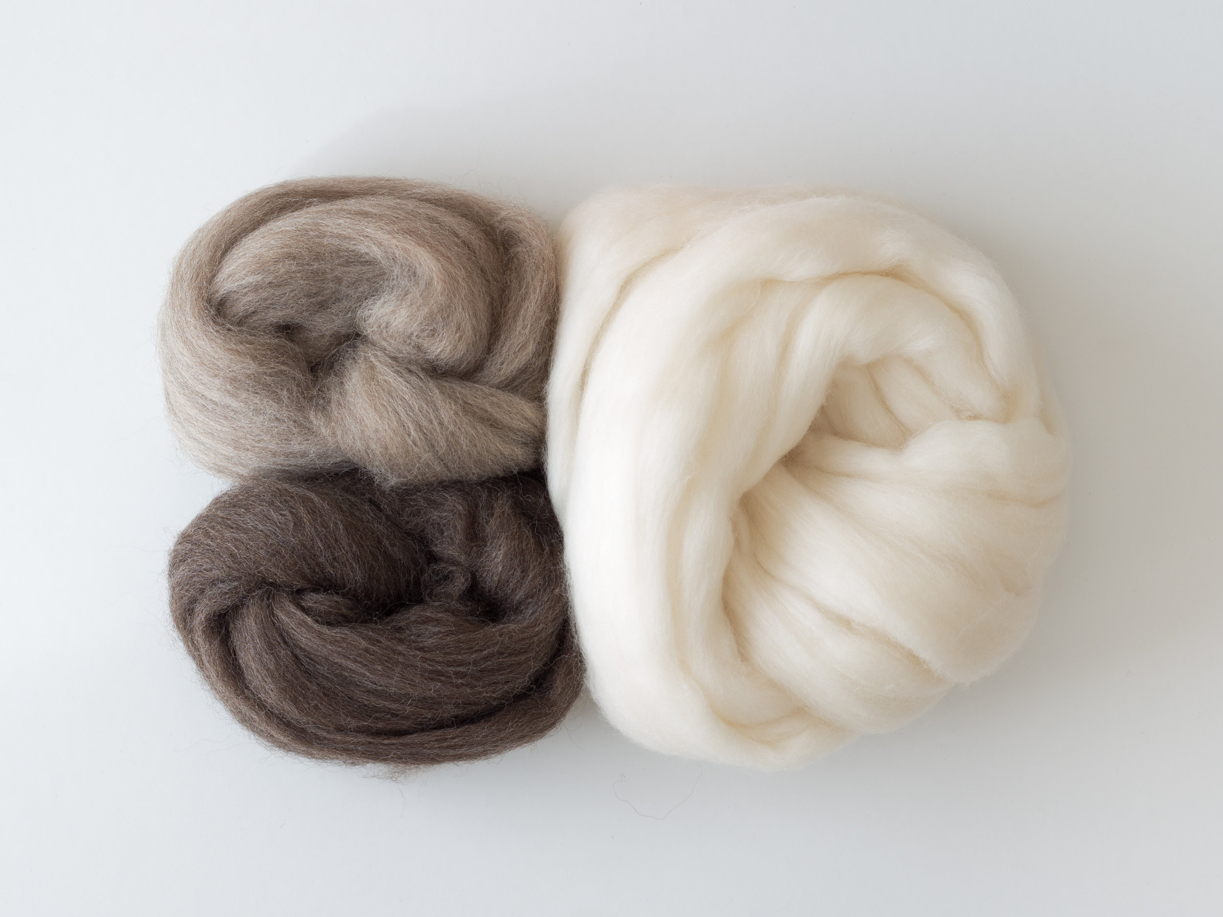 Loom & Spindle Spin Kit wool