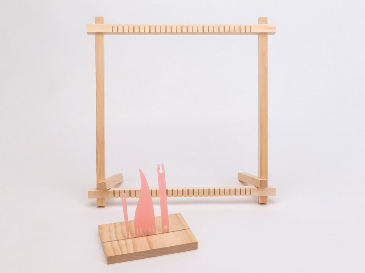 Loom & Spindle Weaving Kits