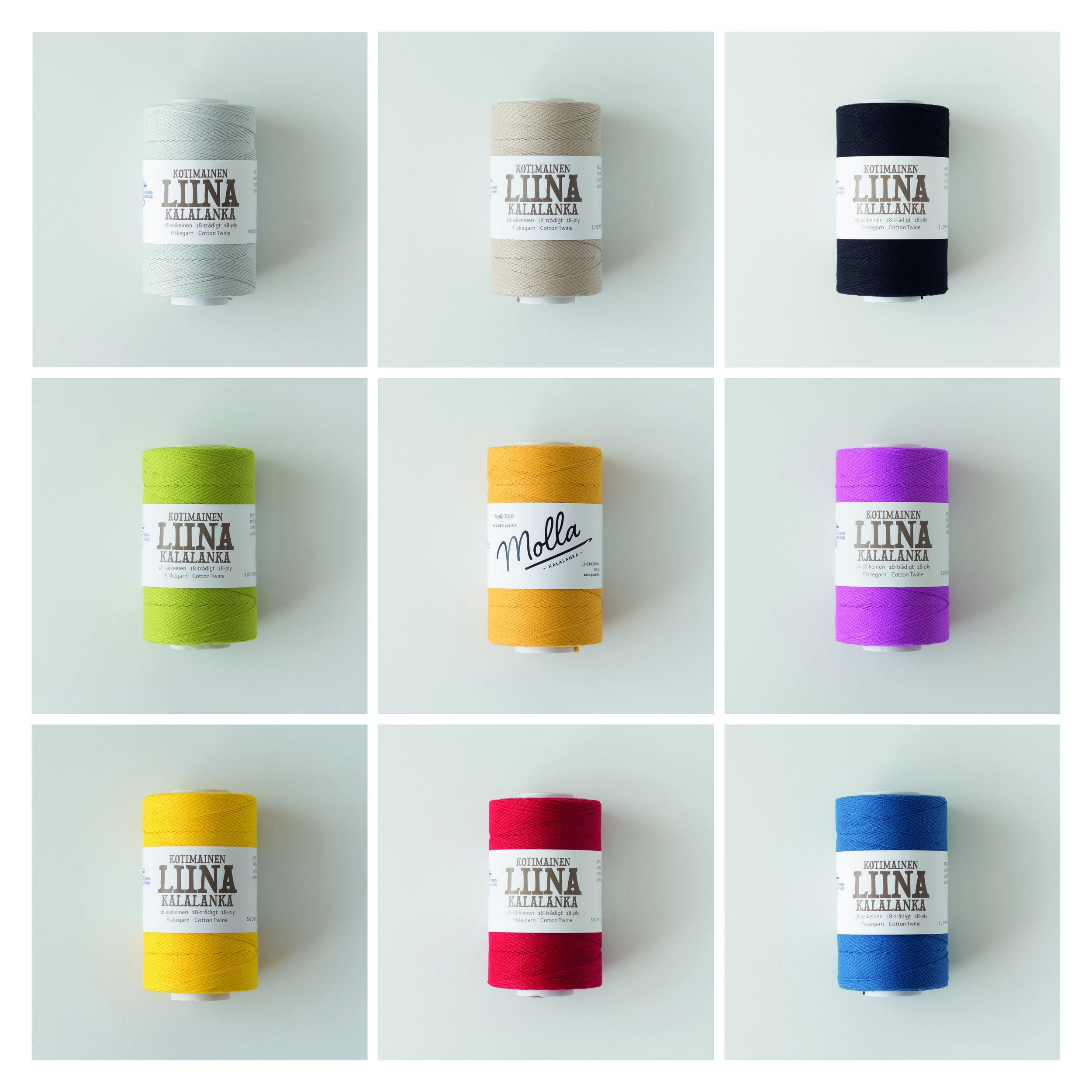 Loom & Spindle Warp Thread