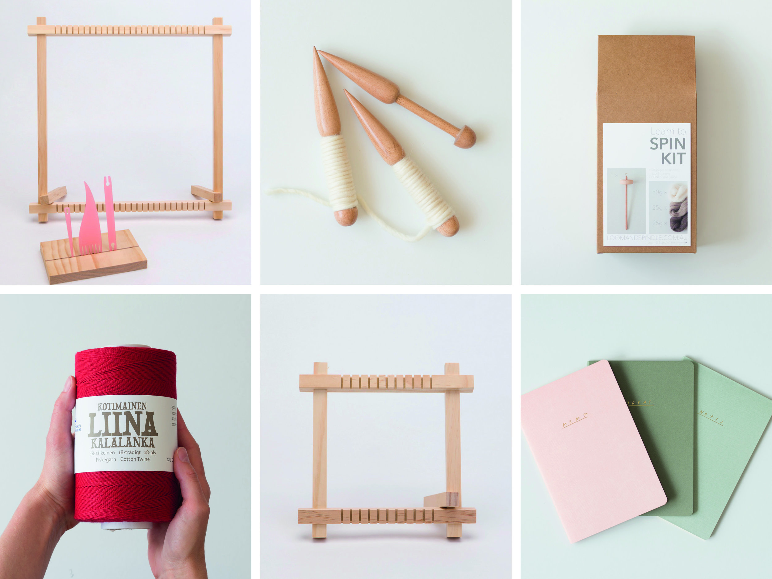 Loom & Spindle GIFT IDEAS