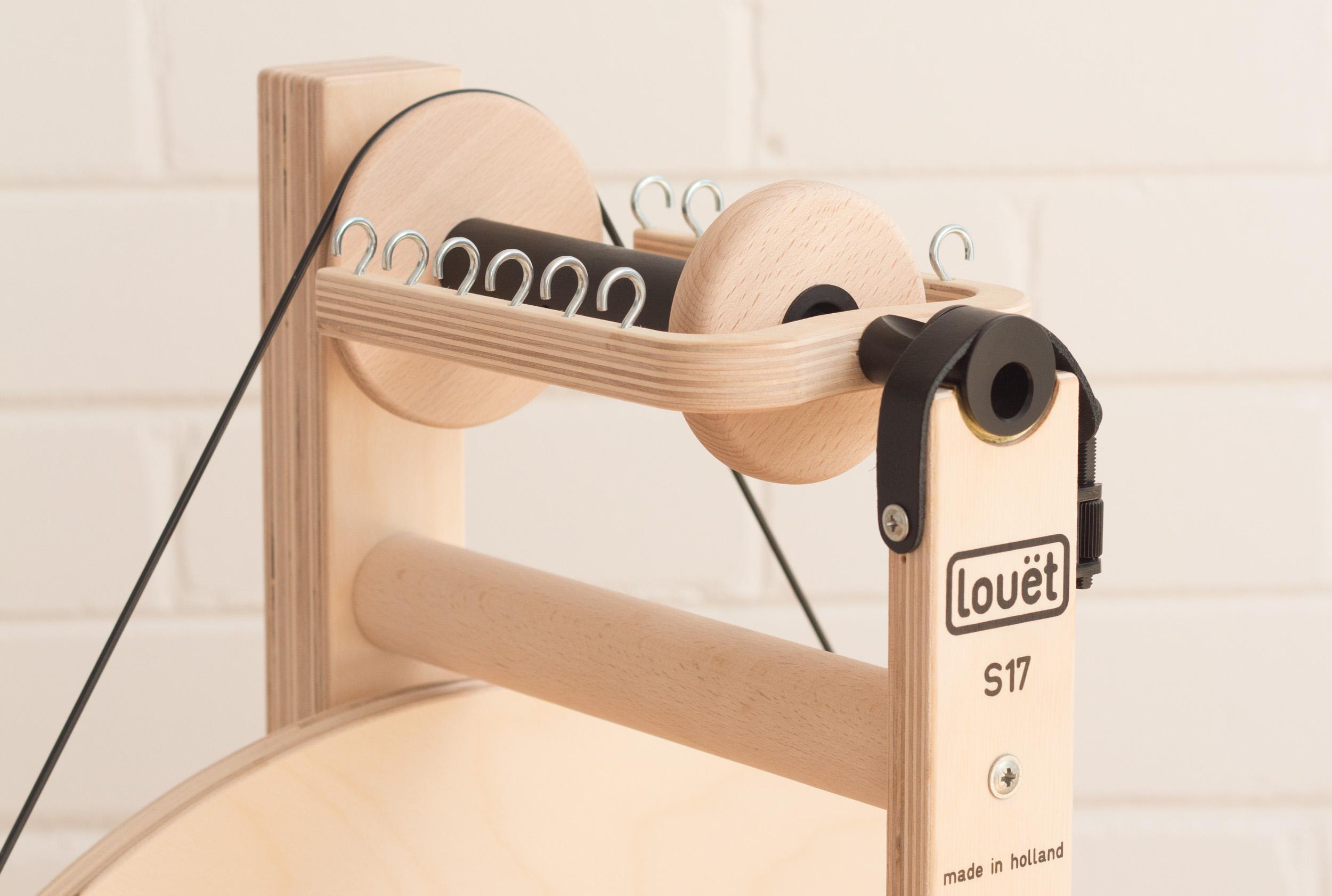 Loom & Spindle - Louet S17