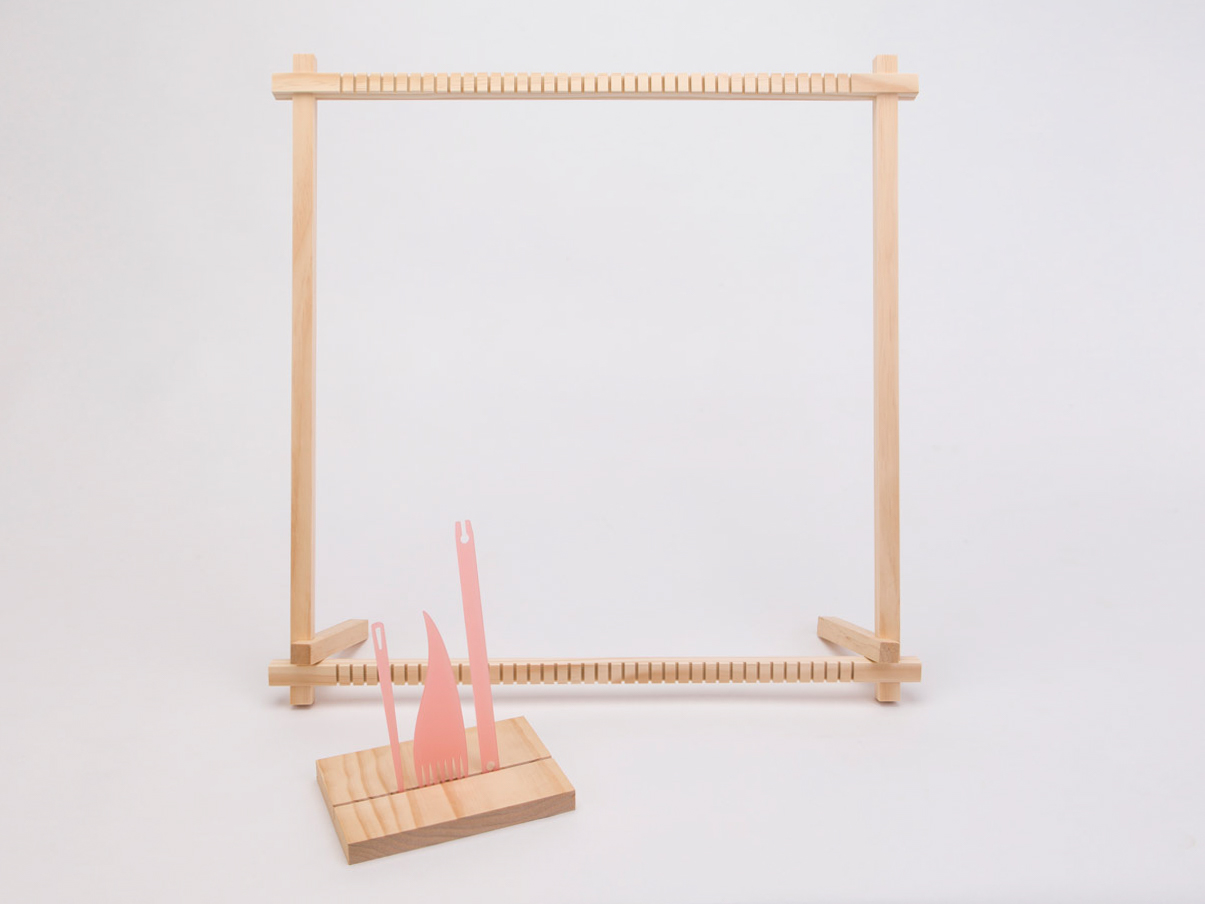 Weaving Kits by Loom & Spindle