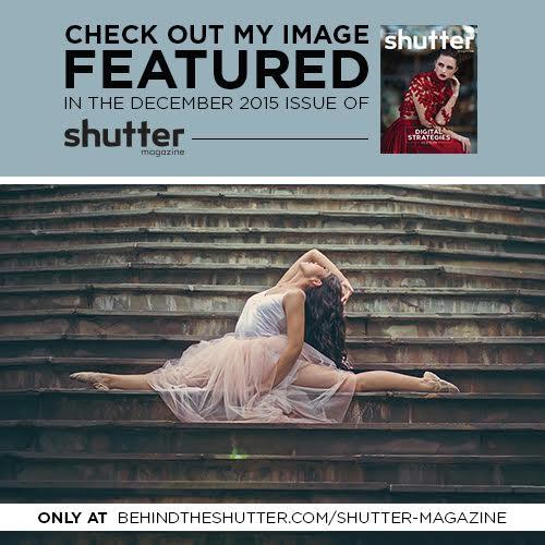 Internationally Published Photographers Magazine!
