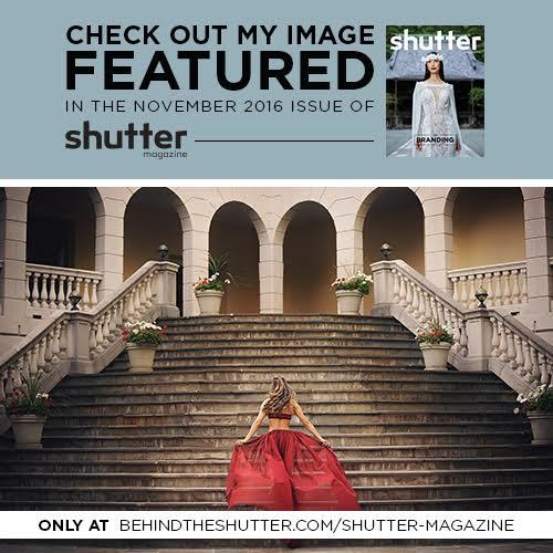November, 2016 International Shutter Magazine Contest Winner