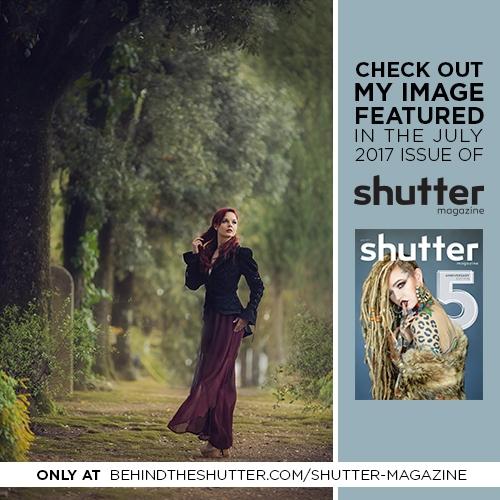International Shutter Magazine July, 2017 publication!