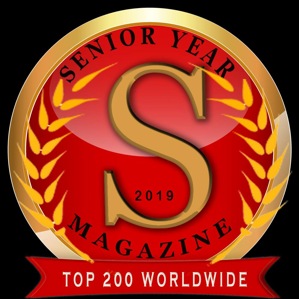 Selected as one of the Top 200 Senior photographers in the World! What an honor!