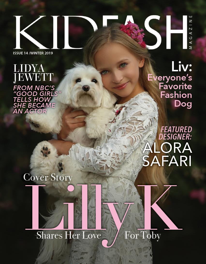 Select Photographer for KidFash Magazine