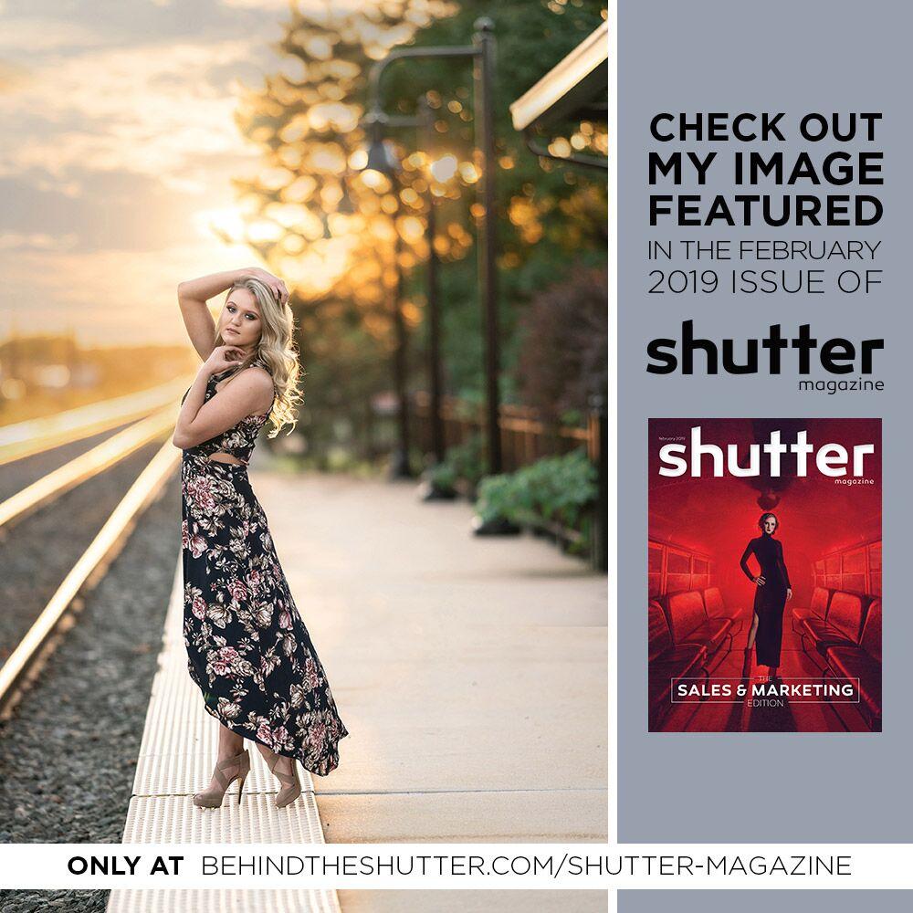 Publication February, 2019 in International Magazine: Shutter Magazine