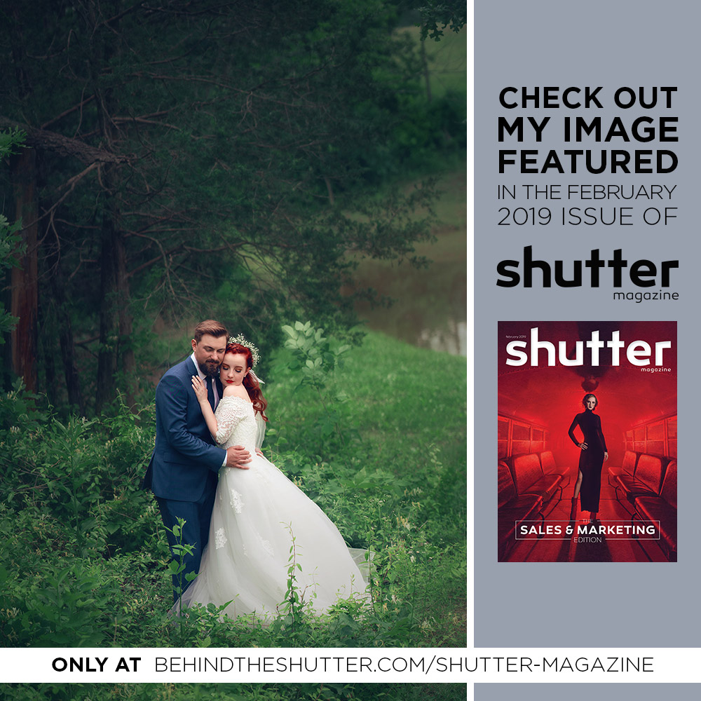 Publication in Shutter Magazine