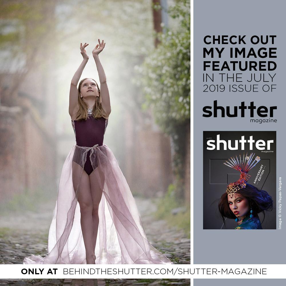 July,2019 Anniversary Edition of International Shutter Magazine