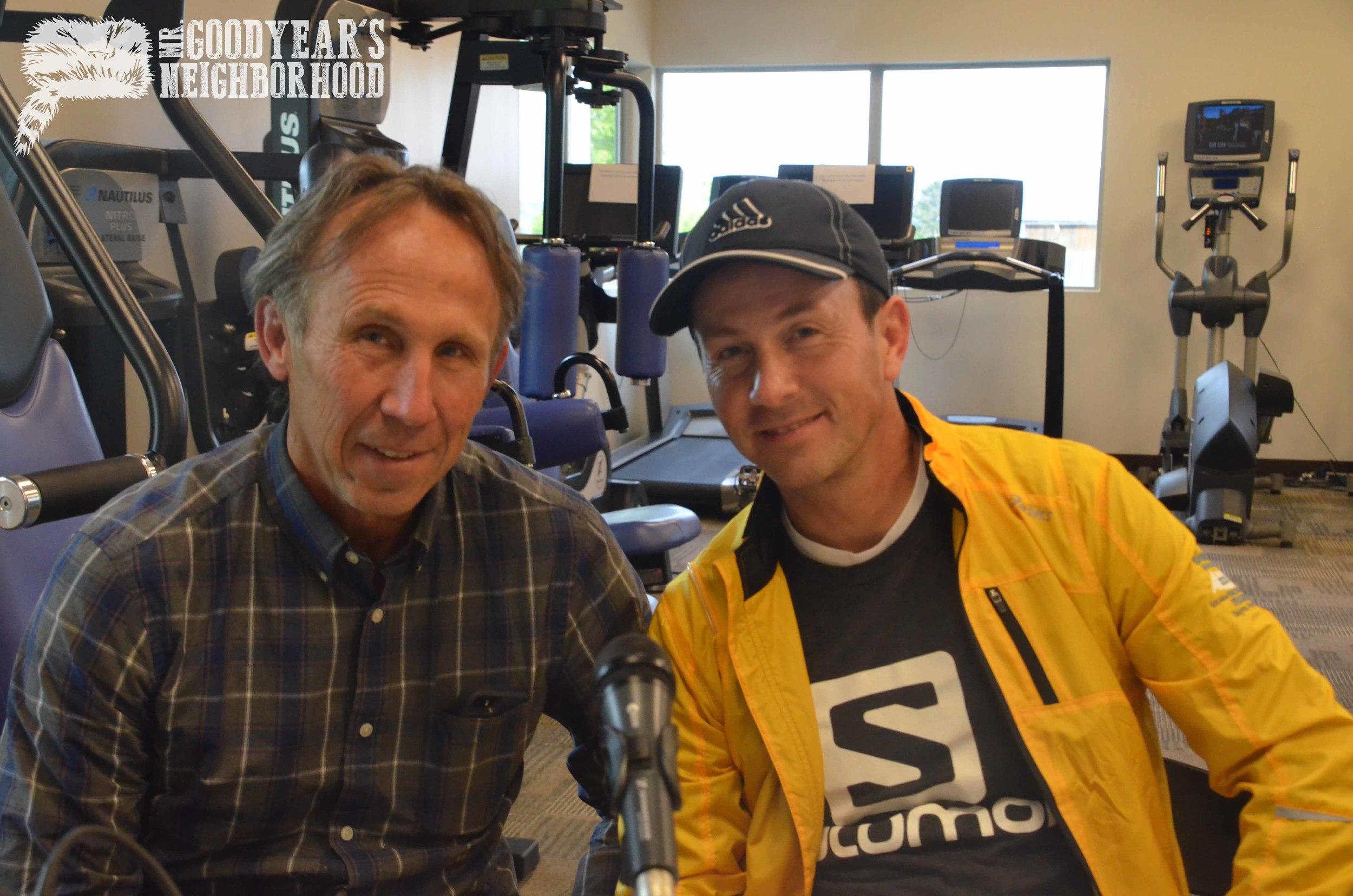 Dave Martin & Shane Martin of HEL's Half Pound