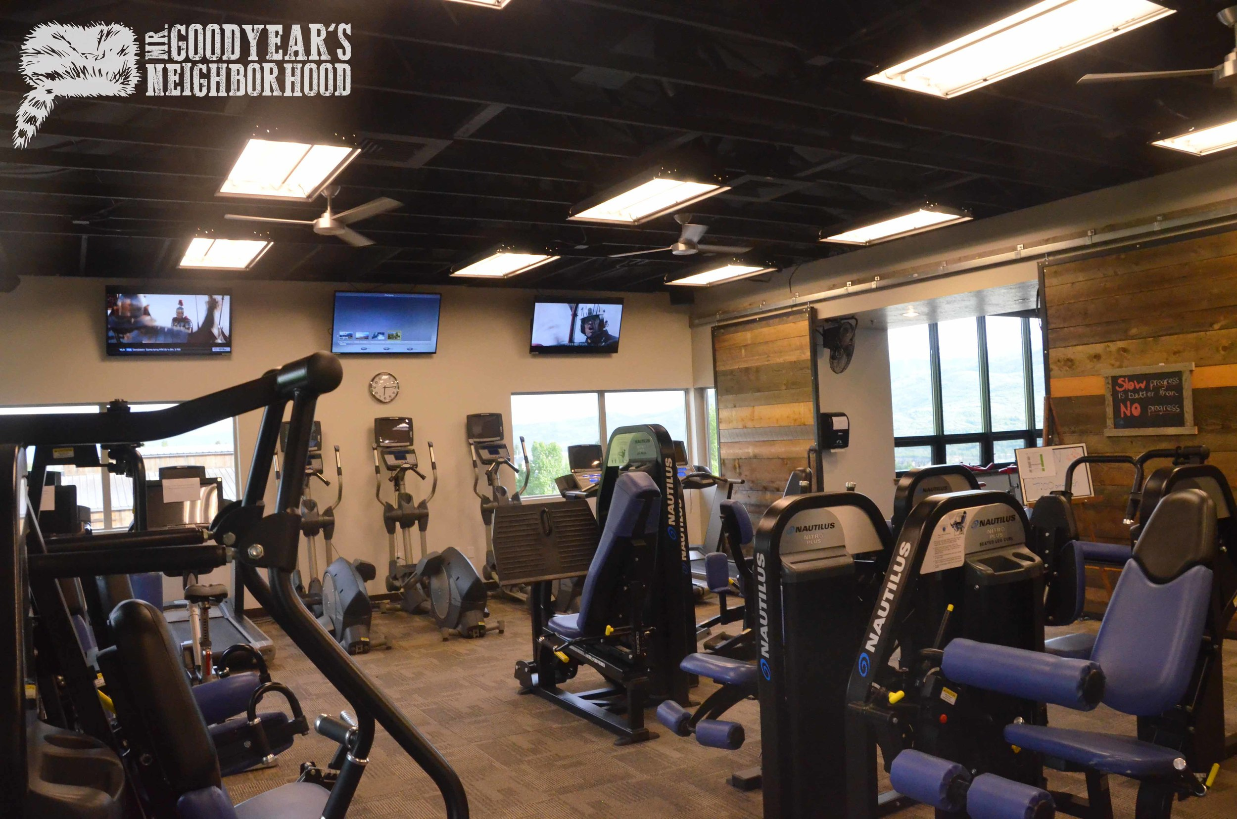 Wolf Creek Gym