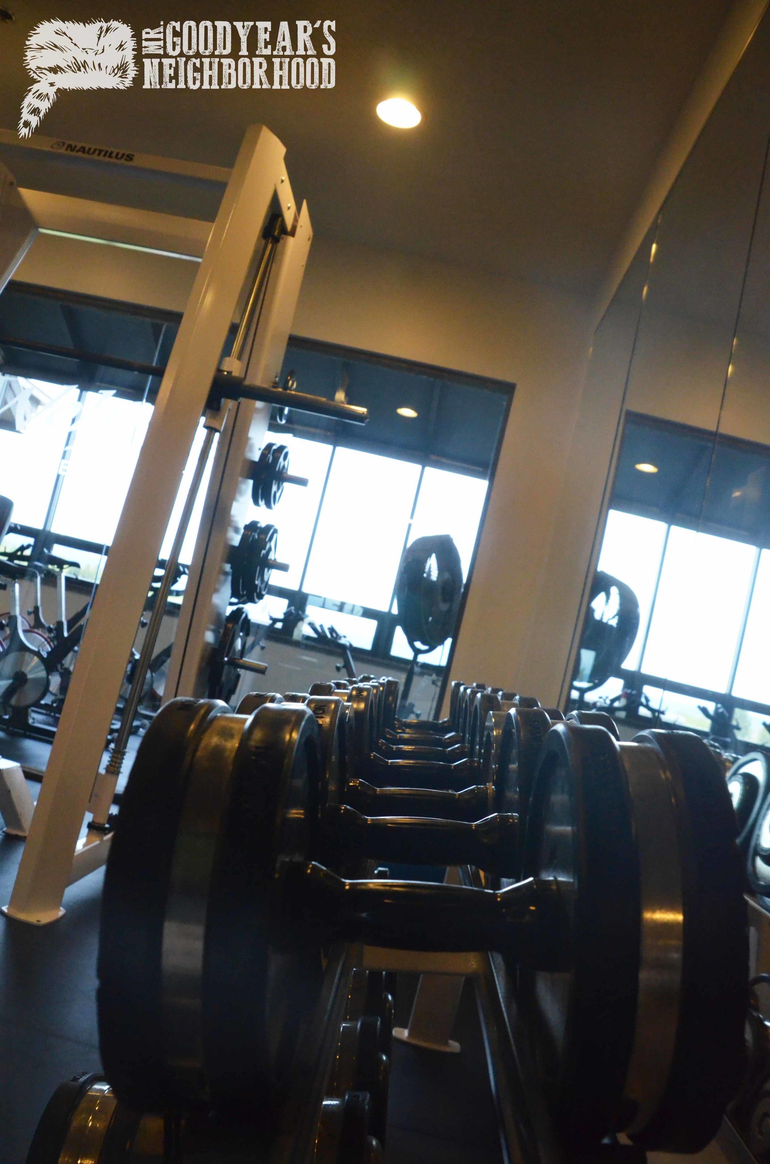 Wolf Creek Gym Free Weights