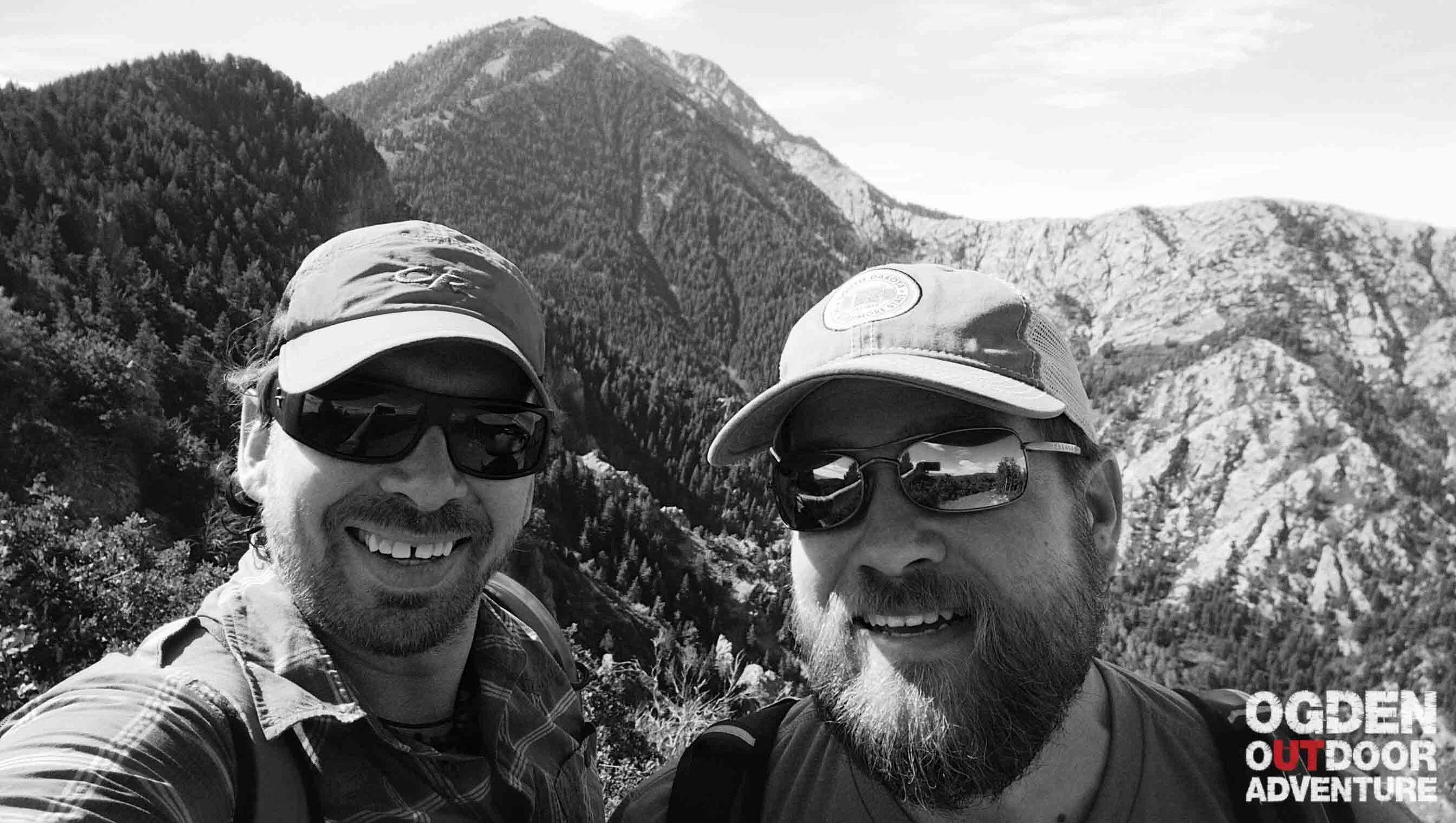 Mountain Selfie.