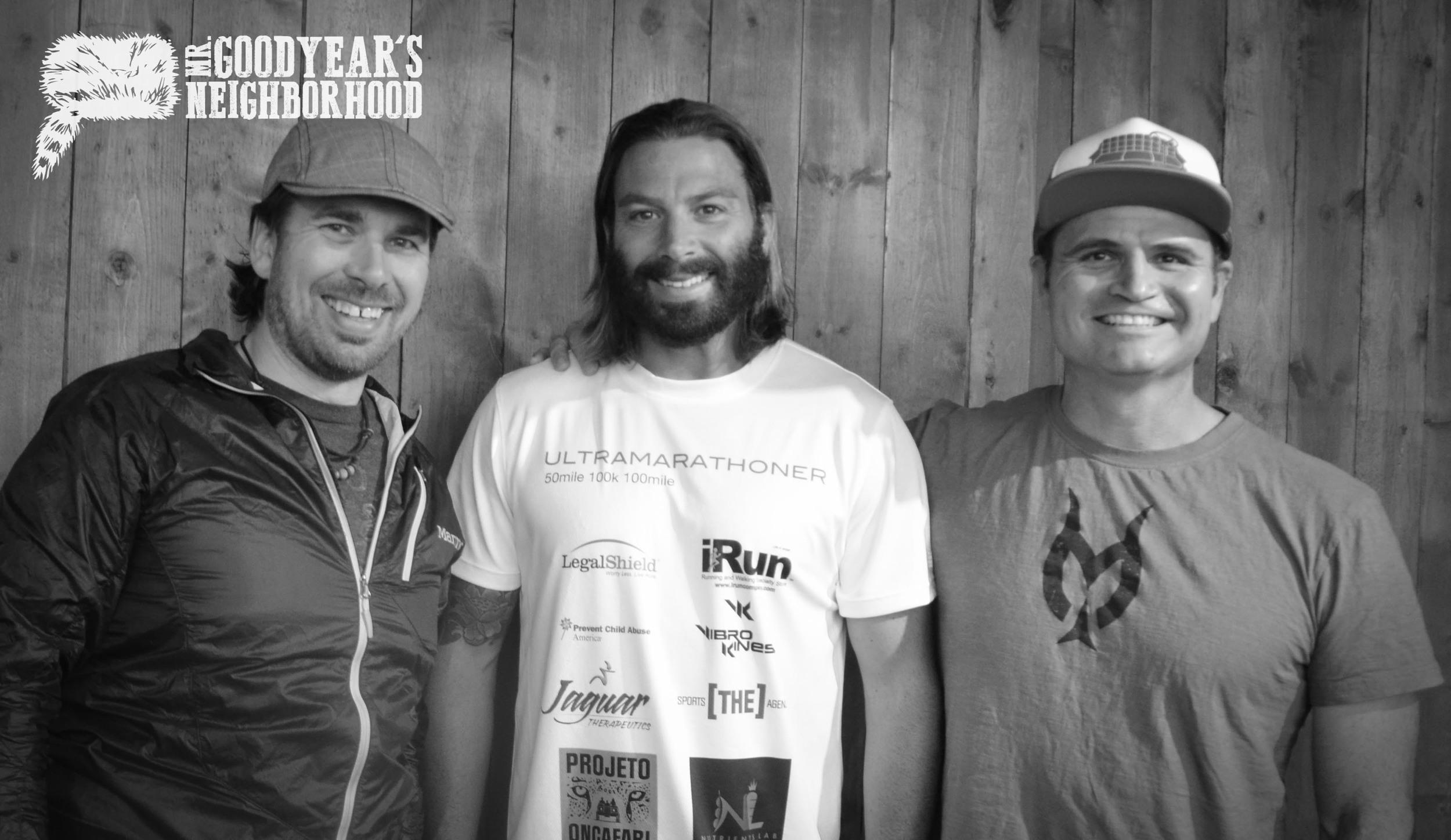 R. Brandon Long, Chad Weller, and John Wojciechowski
