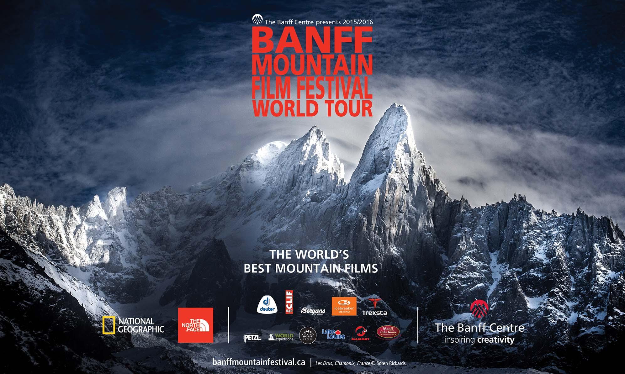 Banff Mountain Film Festival World Tour at Peery's Egyptian Theater