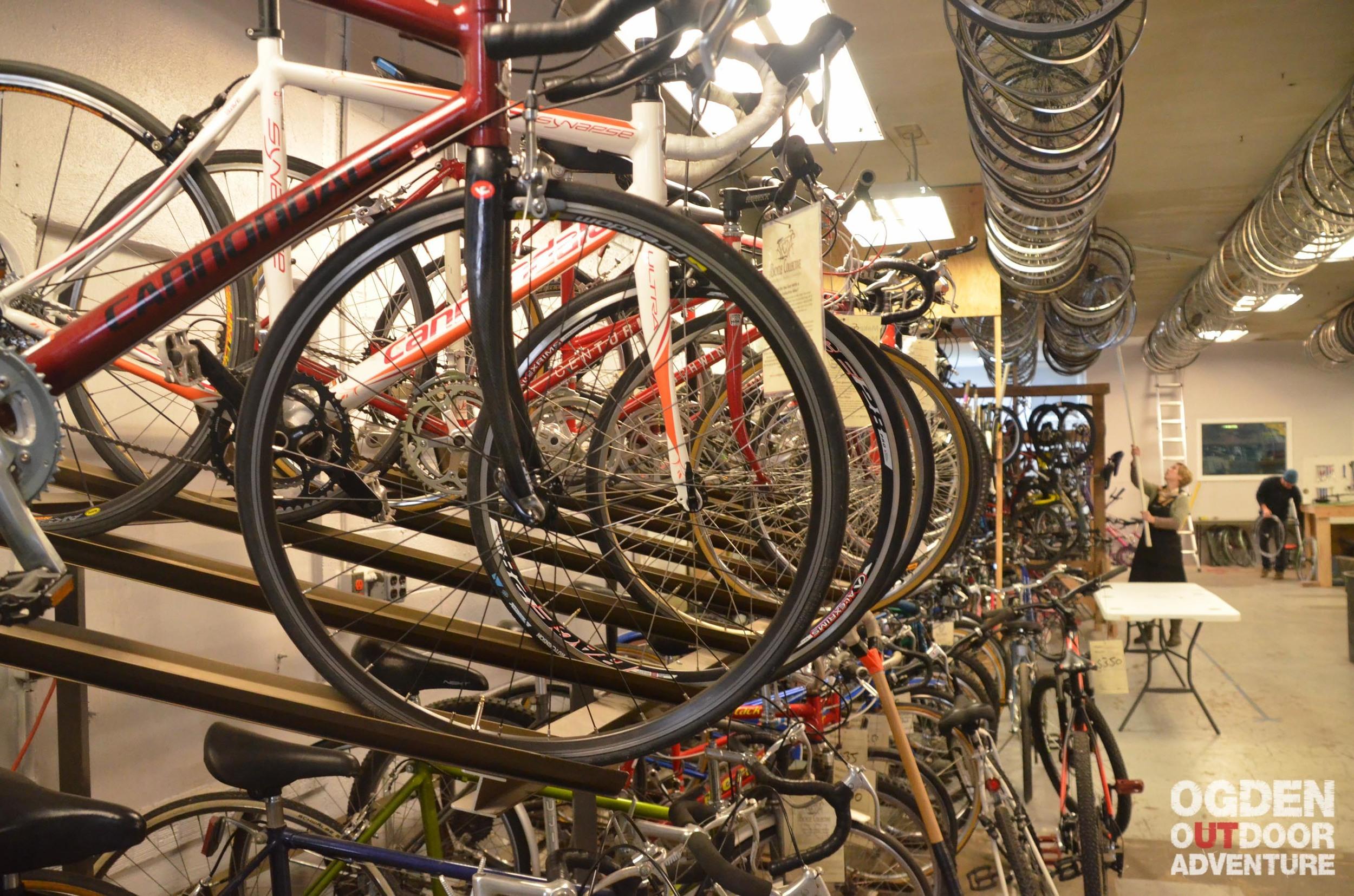 The Ogden Bike Collective
