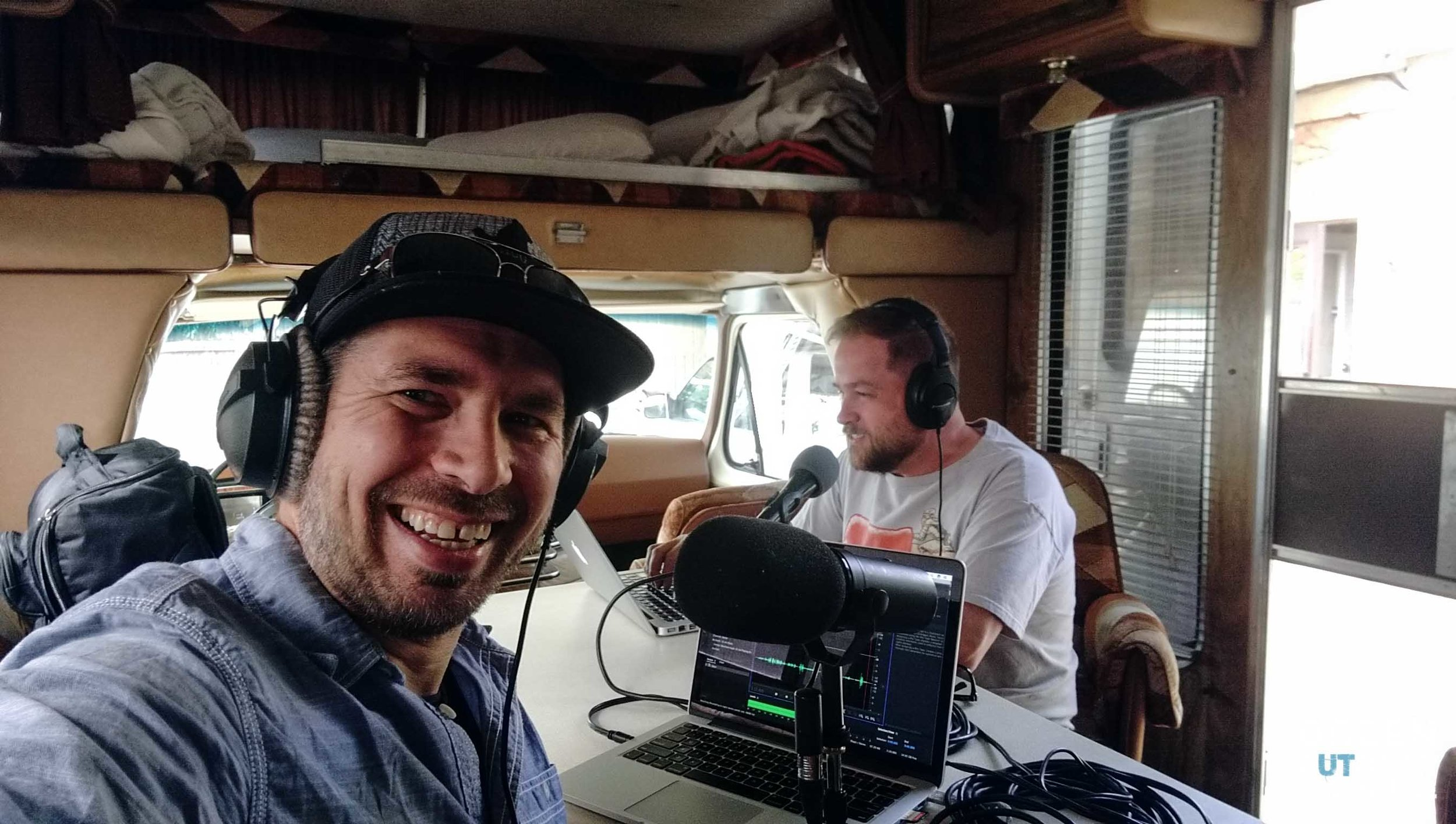 Breaking in the newly acquired 1981 Tioga RV with an OOA Show Podcast!