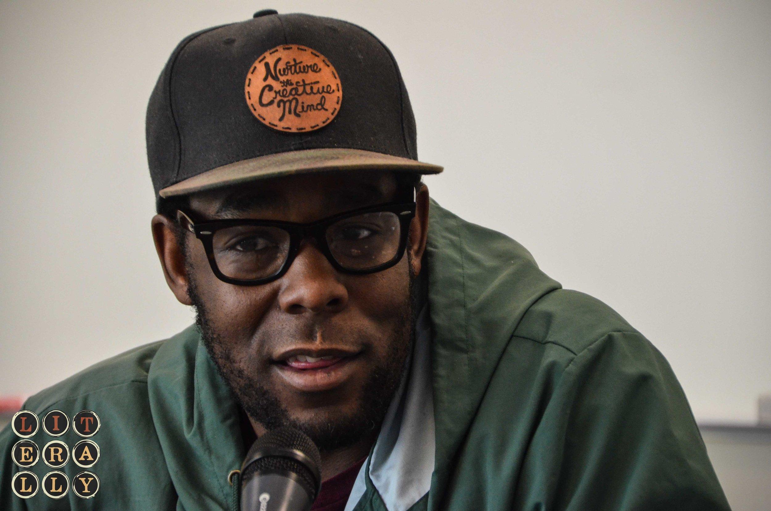 Amir Jackson | Nurture the Creative Mind