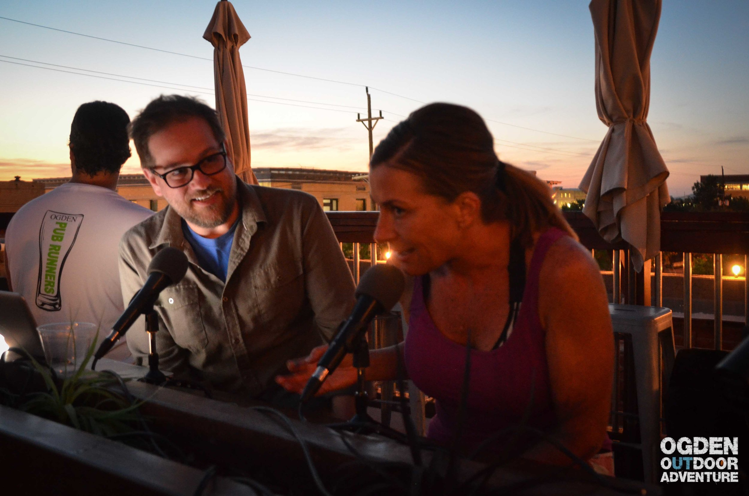Todd to the Top with Ogden Pub Runner and Boston Marathon Finisher, Brittany Blanchard