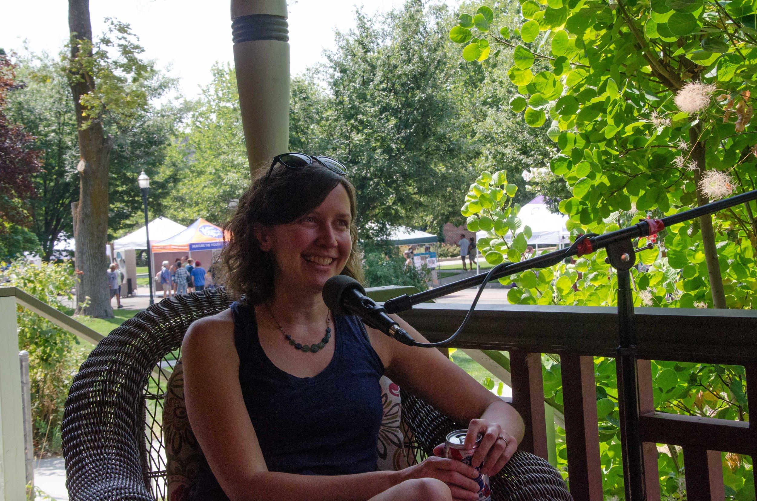 Sara Meess,Ogden City Business Development Project Coordinator