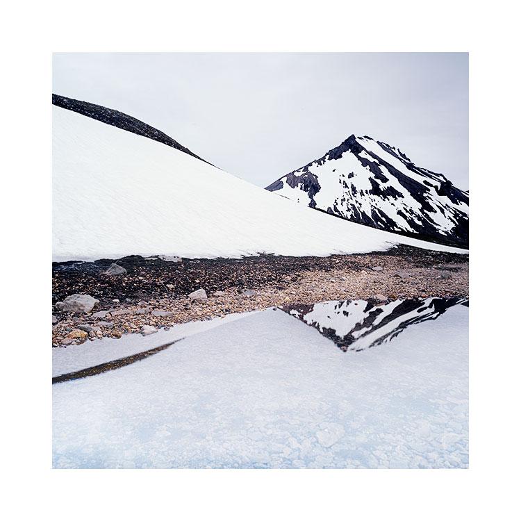 Arcs & Triangles, Landmannalaugar, Central Highlands of Iceland Image © Bruce Percy 2015