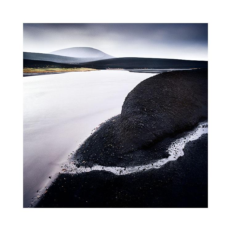 Volcanic crater, Veiðivötn, Central Highlands of Iceland Image © Bruce Percy 2016
