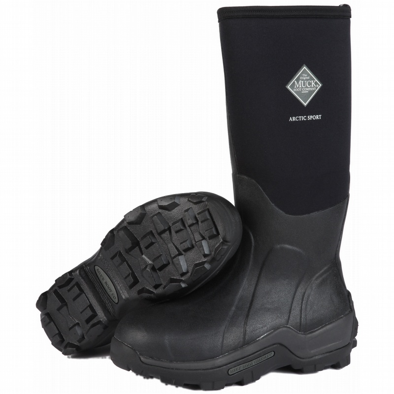 Muck Boot Arctic Sport. The essential Winter Photography boot!