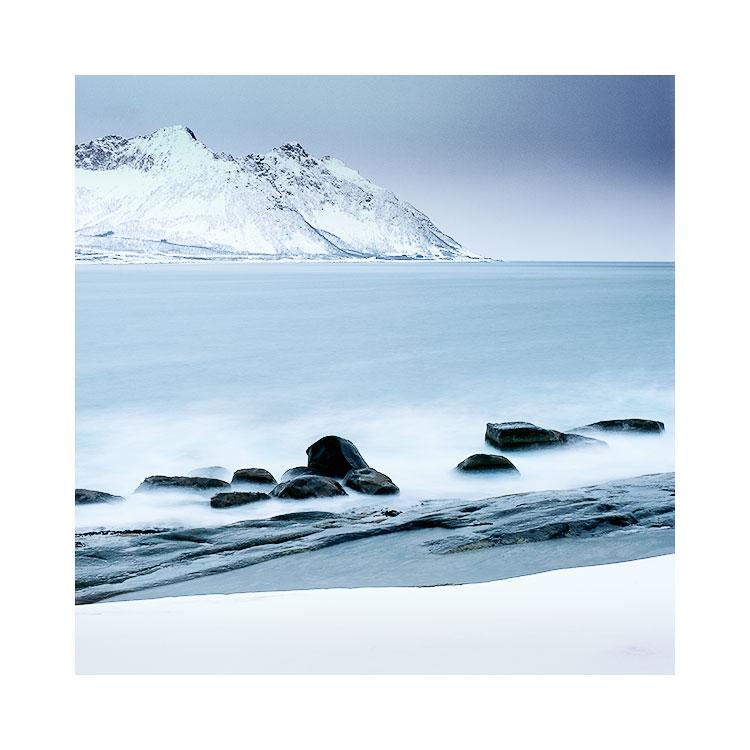 Coastal scene, Island of Senja, Norway